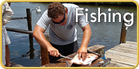 Fishing in Venice and Nokomis and Casey Key