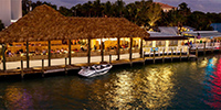 waterfront tiki bar and grill