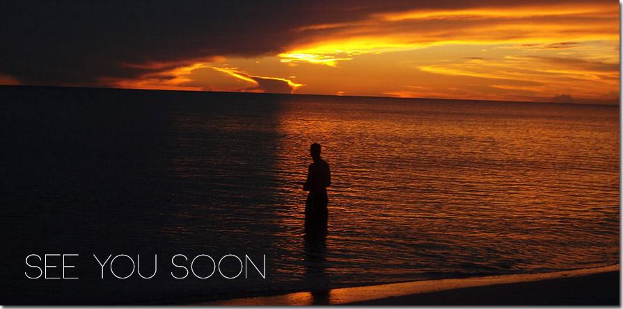 Sunset taken at Nokomis Beach Florida