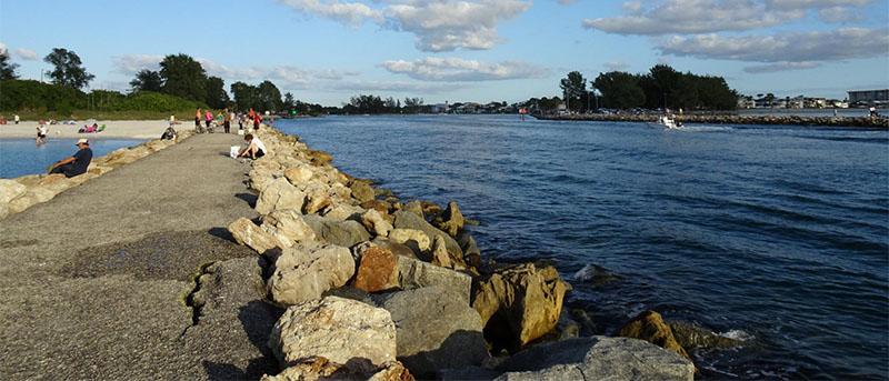 North Jetty Beach