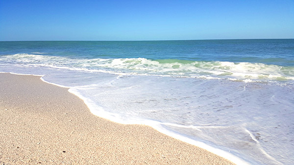 Casey Key | Private Beach | Gulf Shores Bungalow Beach to