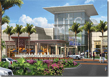 University Town Center Mall in Sarasota