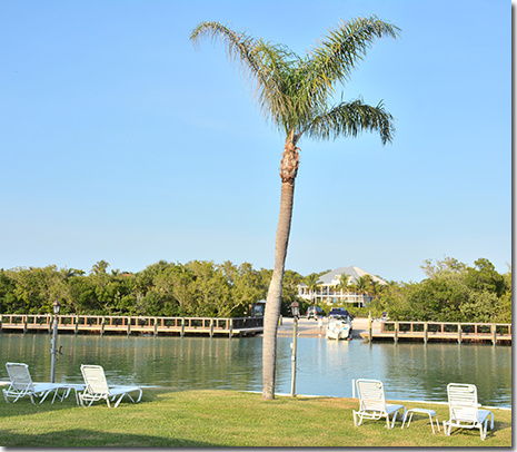 enjoy the Venice Inlet, part of the Intracoastal Waterway