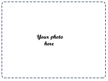 graphic that says your photo here